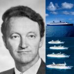 Norwegian Cruise Line Holdings Ltd. Honors Founder Knut Kloster