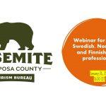 Webinar by Yosemite Mariposa County Tourism Bureau