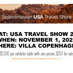 For US exhibitors: USA Travel Show 2021